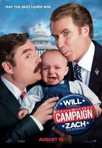 The Campaign (2012) (In Hindi)