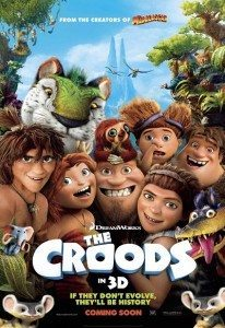 The Croods (2013) (In Hindi)