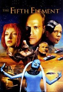 The Fifth Element (1997) (In Hindi)