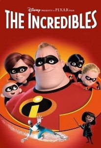 The Incredibles (2004) (In Hindi)