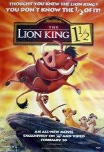 The Lion King 1 1/2 (2004) (In Hindi)