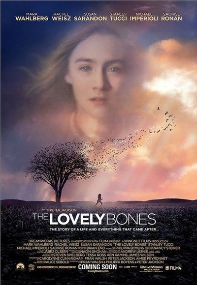 contrast between lovely bones novel and the film The lovely bones is a 2002 novel by american writer alice sebold a film adaptation, directed by peter jackson, who personally purchased the rights.