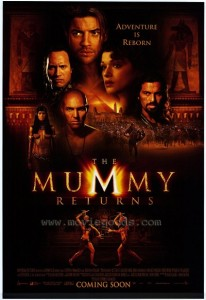 The Mummy Returns (2001) (In Hindi)