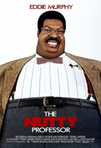 The Nutty Professor (1996) (In Hindi)