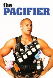 The Pacifier (2005) (In Hindi)