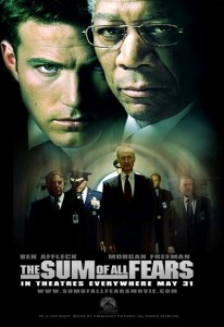 The Sum of All Fears (2002) (In Hindi)