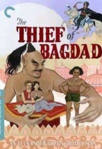 The Thief of Bagdad (1940) (In Hindi)