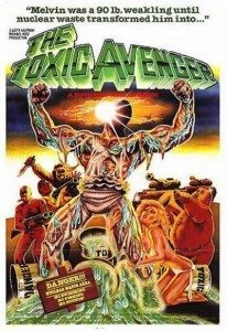 The Toxic Avenger (1984) (In Hindi)
