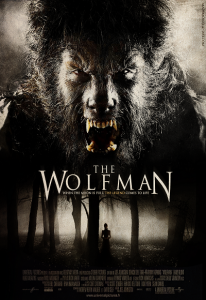 The Wolfman (2010) (In Hindi)