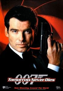 Tomorrow Never Dies (1997) (In Hindi)