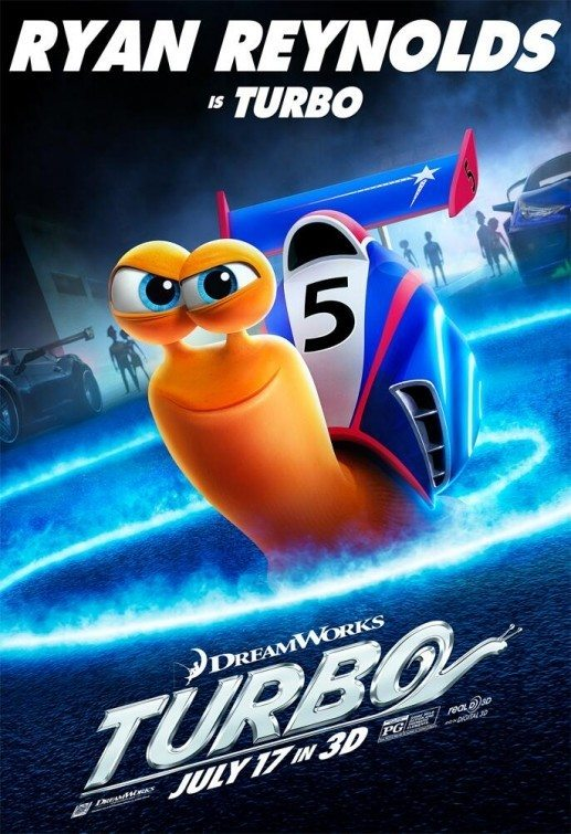 Turbo (2013) (In Hindi) Full Movie Watch Online Free - Hindilinks4u.to