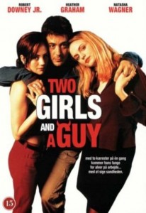 Two Girls and a Guy (1997) (In Hindi)