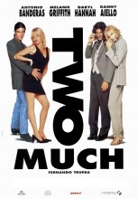 Two Much (1995) (In Hindi)