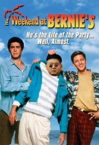 Weekend at Bernie's (1989) (In Hindi)