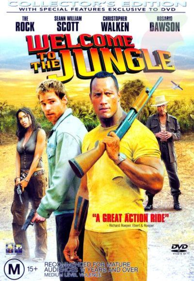 Welcome to the Jungle (2003) (In Hindi) Full Movie Watch ...