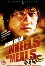 Wheels on Meals (1984) (In Hindi)