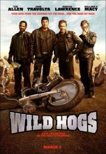 Wild Hogs (2007) (In Hindi)