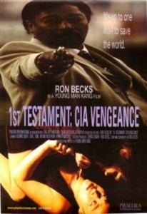 1st Testament CIA Vengeance (2001) (In Hindi)