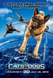 Cats & Dogs – The Revenge of Kitty Galore (2010) (In Hindi)