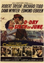 D-Day the Sixth of June (1956)  (In Hindi)