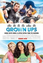 Grown Ups (2010) (In Hindi)