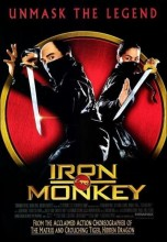 Iron Monkey (1993) (In Hindi)