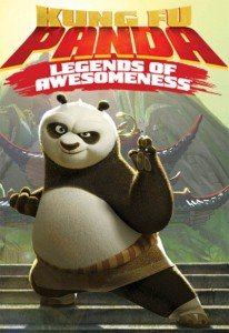 Kung Fu Panda – Legends of Awesomeness (2011) (In Hindi)