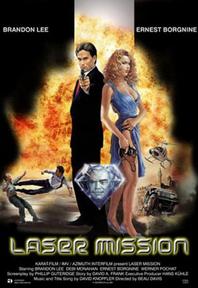 Laser Mission (1989) (In Hindi) Full Movie Watch Online