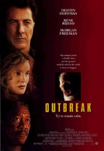Outbreak (1995) (In Hindi)