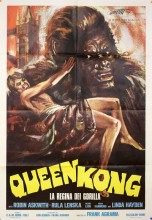 Queen Kong (1976) (In Hindi)