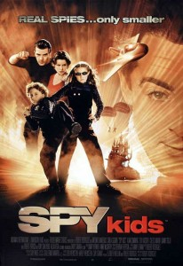 Spy Kids (2001) (In Hindi)