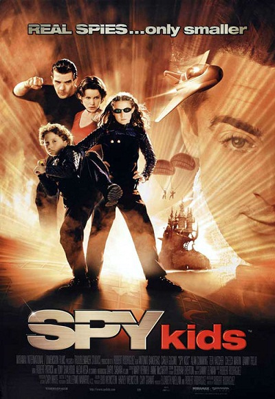 Spy Kids  Full Movie In Hindi