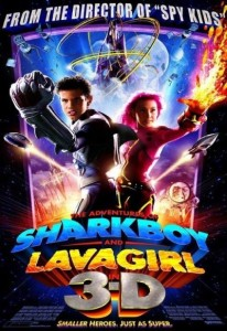 The Adventures of Sharkboy and Lavagirl 3-D (2005) (In Hindi)