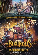 The Boxtrolls (2014) (In Hindi)