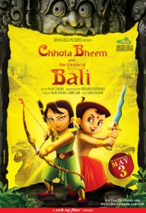 Chhota Bheem and the Throne of Bali (2013) (In Hindi)