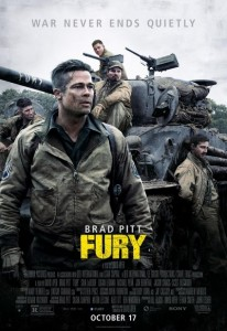 Fury (2014) (In Hindi)