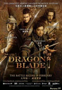 Dragon Blade (2015) (In Hindi)