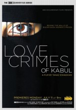 Love Crimes of Kabul (2011) – Documentary