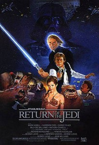 Star Wars – Episode VI – Return of the Jedi (1983) (In Hindi)