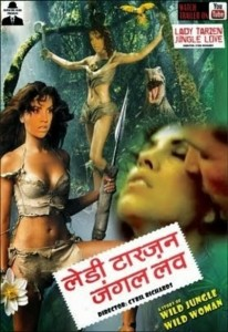 Lady Tarzen Jungle Love (1999) (In Hindi)