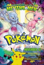Pokémon: The First Movie – Mewtwo Strikes Back (1998) (In Hindi)