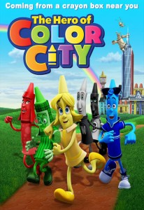 The Hero of Color City (2014) (In Hindi)