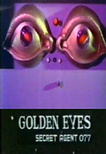 Golden Eyes Secret Agent 077 (1968)