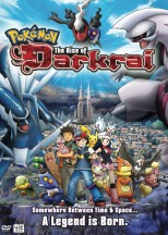 Pokémon: The Rise of Darkrai (2007) (In Hindi)
