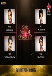 Star Parivaar Awards (2015)
