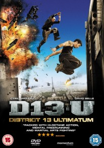 District 13: Ultimatum (2009) (In Hindi)