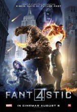 Fantastic Four (2015) (In Hindi)