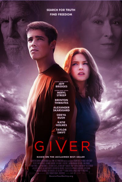 Image result for The Giver (2014)