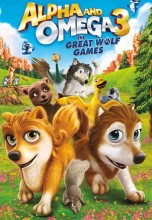Alpha and Omega 3 – The Great Wolf Games (2014) (In Hindi)