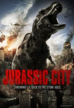 Jurassic City (2014) (In Hindi)